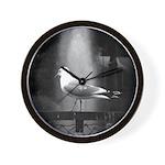 seagulls01 Wall Clock