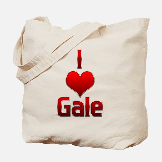 I Heart Gale Tote Bag