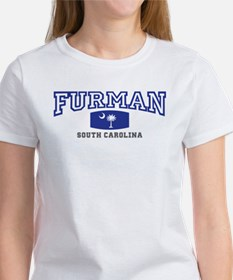 Furman South Carolina, SC, Palmetto State Flag Wom