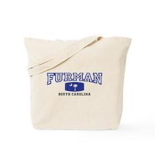 Furman South Carolina, SC, Palmetto State Flag Tot