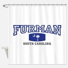 Furman South Carolina, SC, Palmetto State Flag Sho