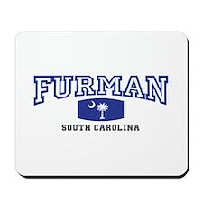 Furman South Carolina, SC, Palmetto State Flag Mou