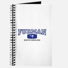 Furman South Carolina, SC, Palmetto State Flag Jou