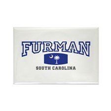 Furman South Carolina, SC, Palmetto State Flag Rec