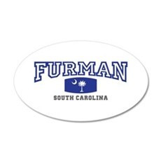 Furman South Carolina, SC, Palmetto State Flag 38.
