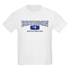 Brunson South Carolina, SC, Palmetto State Flag Ki