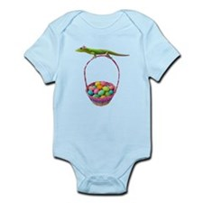 Easter Gecko Infant Bodysuit