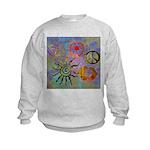 Kids Sweatshirt chakra symbols