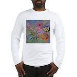 Long Sleeve T-Shirt chakra symbols