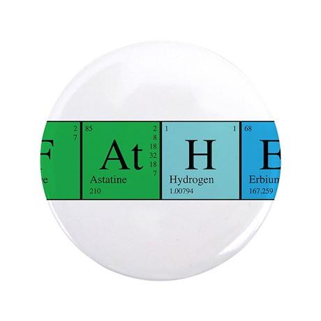"""Periodic Father 3.5"""" Button"""