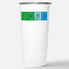 Periodic Father Travel Mug