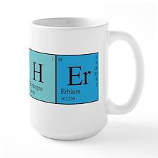 Periodic Father Mug