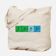 Periodic Father Tote Bag