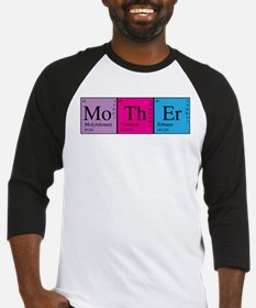Periodic Mother Baseball Jersey