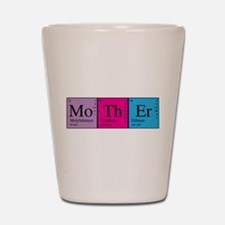 Periodic Mother Shot Glass