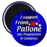 Frank Pallone Campaign Magnet