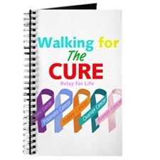 Walking for the CURE Journal