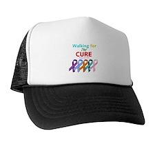 Walking for the CURE Trucker Hat