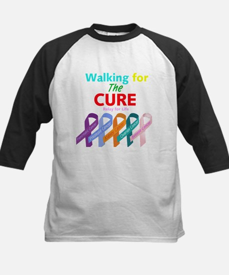 Walking for the CURE Kids Baseball Jersey