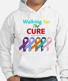 Walking for the CURE Hoodie