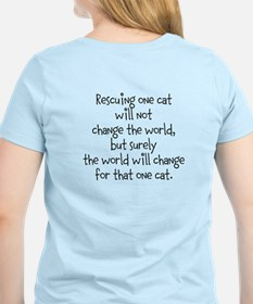 Rescue One Cat T-Shirt