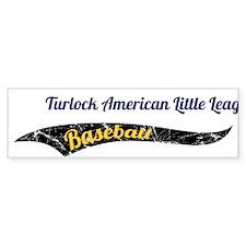 Turlock American Little League Bumper Bumper Sticker
