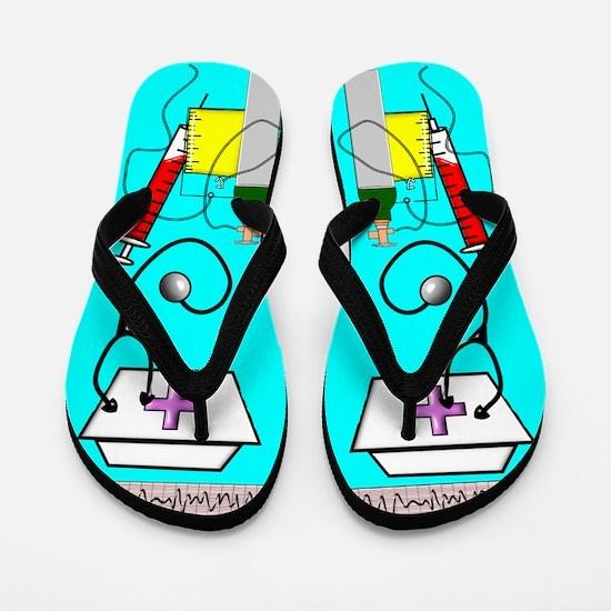 Nurse Flip Flops Flip Flops