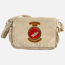 US - NAVY - USS Okinawa - LPH-3 Messenger Bag