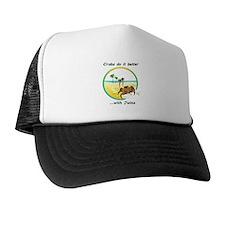 Cancer - Crabs do it better Trucker Hat