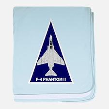 F-4 Phantom Baby Blanket