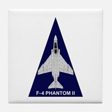 F-4 Phantom Tile Coaster