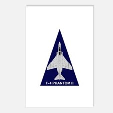 F-4 Phantom Postcards (Package of 8)