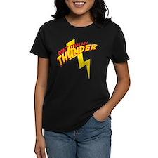 Don't steal my thunder Women's Dark T-Shirt