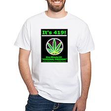 It's 419 Shirt
