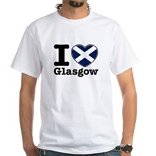 I love Glasgow Shirt