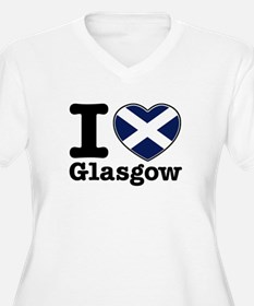 I love Glasgow T-Shirt