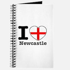 I love Newcastle Journal