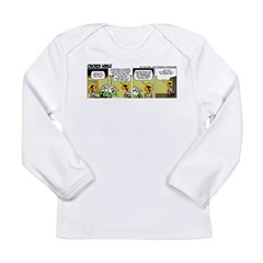 0569 - Why do I have to pay.. Long Sleeve Infant T