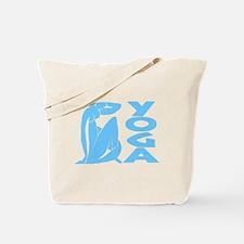 Let's Yoga Tote Bag