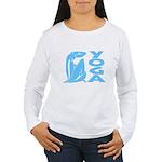 Let's Yoga Women's Long Sleeve T-Shirt