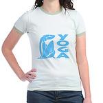 Let's Yoga Jr. Ringer T-Shirt