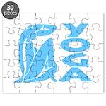 Let's Yoga Puzzle