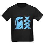 Let's Yoga Kids Dark T-Shirt