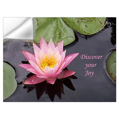 Discover Your Joy Wall Art Wall Decal