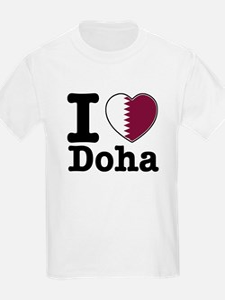 I love Doha T-Shirt