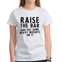 Raise the bar Tee