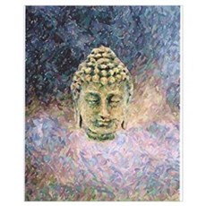 Floating Buddha Wall Art Wall Art Canvas Art