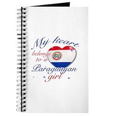 Paraguayan Valentine's designs Journal