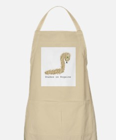 Snakes on Rogaine BBQ Apron
