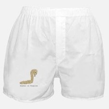 Snakes on Rogaine Boxer Shorts
